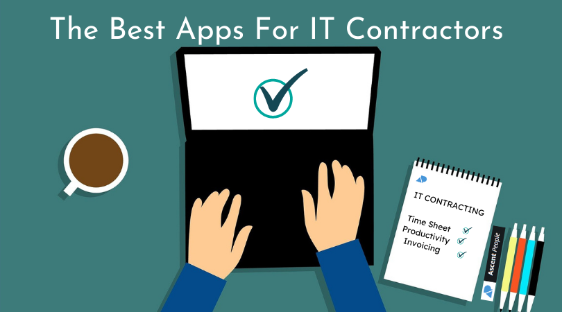 The Best Apps For IT Contractors