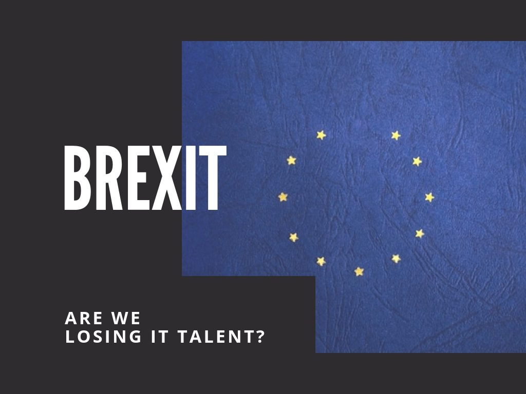 Will Brexit Result In An IT Talent Drain?