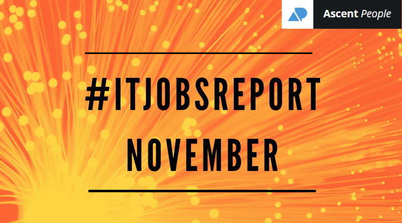 IT Jobs Report November – Recovery or False Dawn?