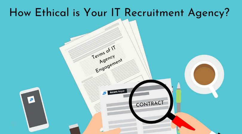 How Ethical is Your IT Recruitment Agency?