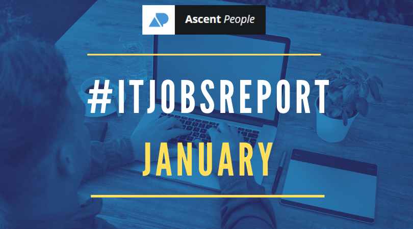 IT Jobs Report January – The Decade Ends in Renewed Optimism