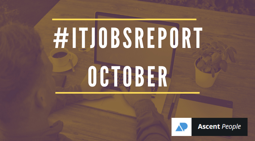 IT Jobs Report October A Bright Start to Autumn