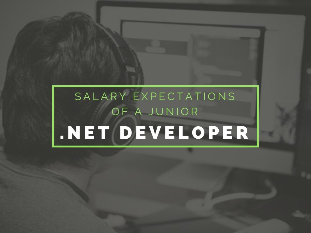 What Are The Salary Expectations Of A Junior .NET Software Developer?