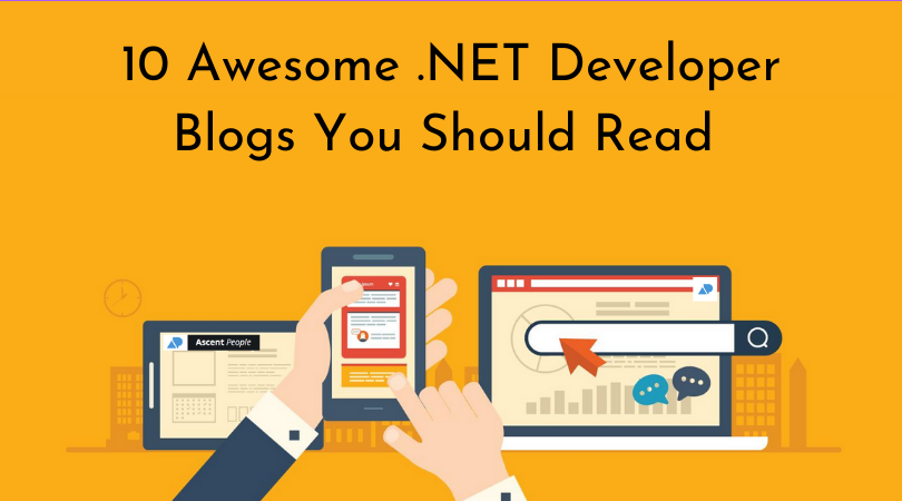 10 Awesome .NET Developer Blogs You Should Read