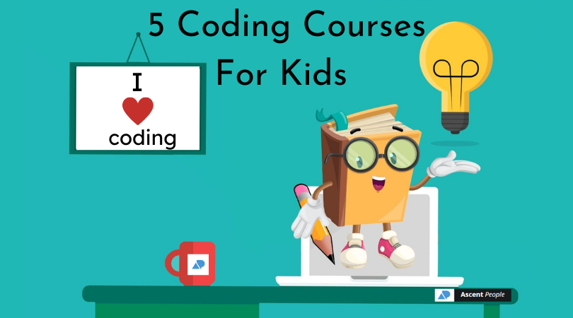 5 Coding Courses For Kids